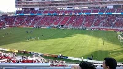 Levi's Stadium section 211