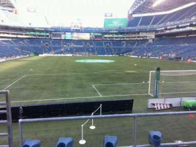 CenturyLink Field, section: 149, row: b, seat: 14