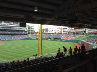 Nationals Park, section: 137, row: ww, seat: 16