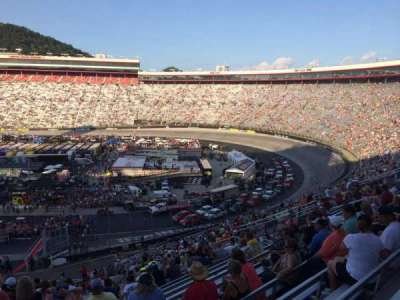 Bristol Motor Speedway, section: Dw-hh, row: 39, seat: 20
