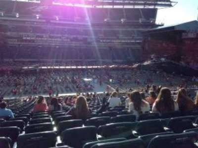 Lincoln Financial Field, section: 120, row: 32, seat: 17