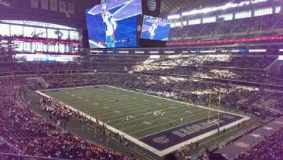 AT&T Stadium, section: 328, row: 1, seat: 20