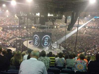 Allstate Arena section 205