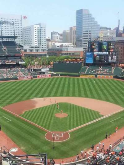 Oriole Park at Camden Yards, section: 334, row: 15, seat: 16