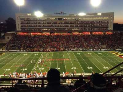 Maryland Stadium, section: 206, row: M