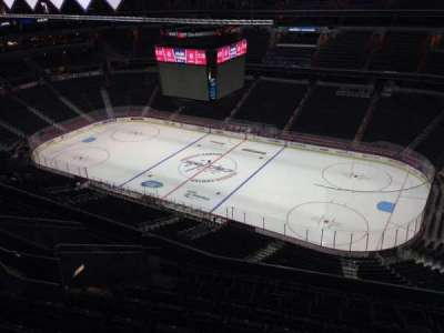 Capital One Arena, section: 403, row: M, seat: 11