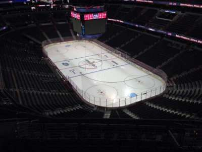 Verizon Center, section: 406, row: M, seat: 11