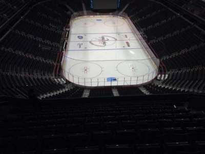 Verizon Center, section: 408, row: M, seat: 11