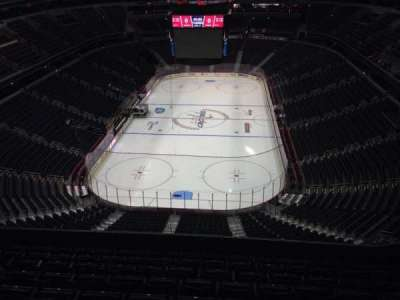 Capital One Arena, section: 409, row: J, seat: 11