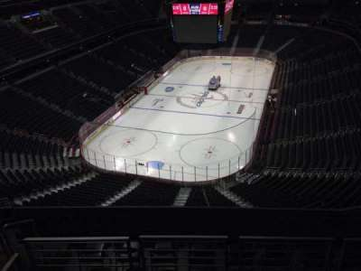 Verizon Center, section: 410, row: J, seat: 10