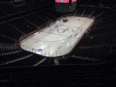 Verizon Center, section: 411, row: J, seat: 10