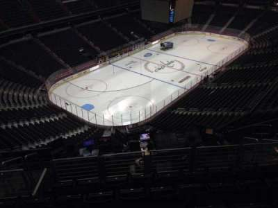 Verizon Center, section: 412, row: L, seat: 10
