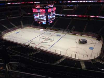 Capital One Arena, section: 420, row: H, seat: 10