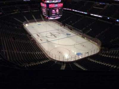 Verizon Center, section: 423, row: J, seat: 10