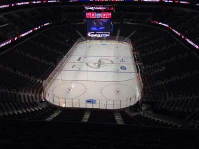 Verizon Center, section: 426, row: J, seat: 10