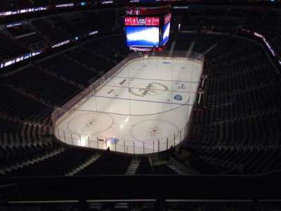 Verizon Center, section: 427, row: J, seat: 10