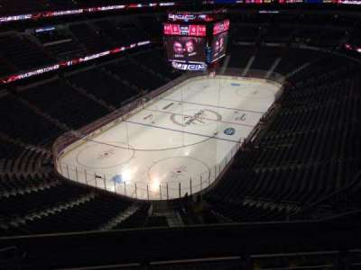 Verizon Center, section: 428, row: J, seat: 9