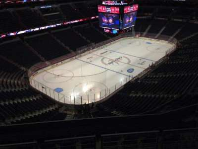 Verizon Center, section: 429, row: J, seat: 10