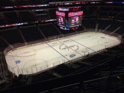 Verizon Center, section: 431, row: J, seat: 10