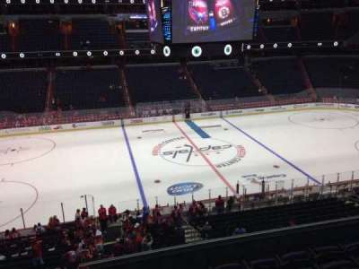 Verizon Center, section: 229, row: F, seat: 8