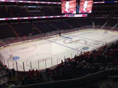 Verizon Center, section: 226, row: F, seat: 7