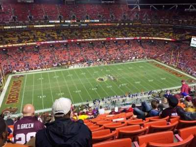 FedEx Field section 430