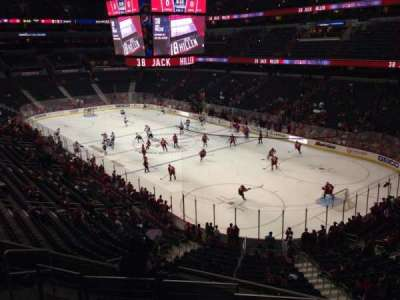 Verizon Center, section: 220, row: G, seat: 6