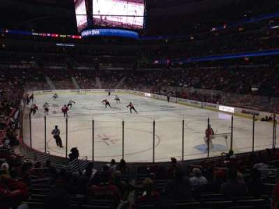 Verizon Center, section: 115, row: P, seat: 12