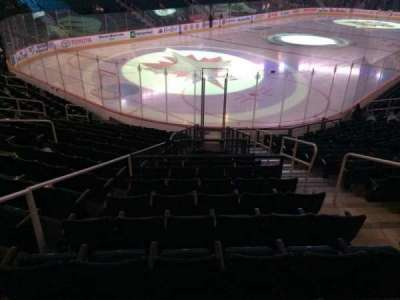 MTS Centre section 123