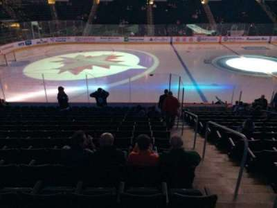 MTS Centre section 120