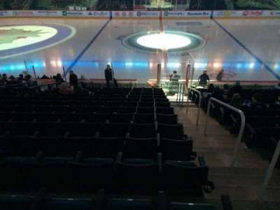 MTS Centre section 119