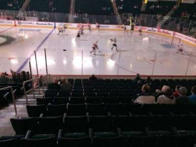 MTS Centre section 117