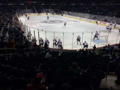 MTS Centre section 113