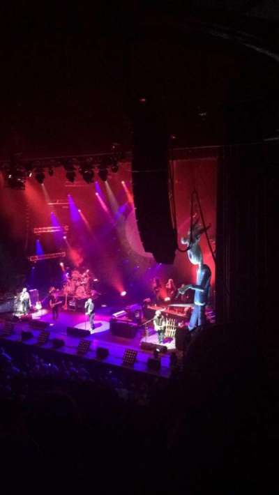 Fox Theatre (Atlanta), section: LEE, row: EE, seat: 30
