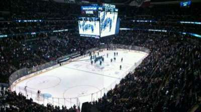 Pepsi Center, section: 353, row: 2, seat: 18