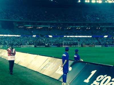 Etihad Stadium (Melbourne) section Aisle 33