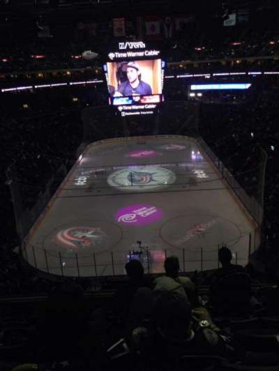 Nationwide Arena, section: 224, row: G, seat: 8