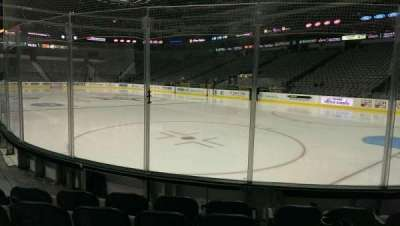 American Airlines Center, section: 104, row: D, seat: 1