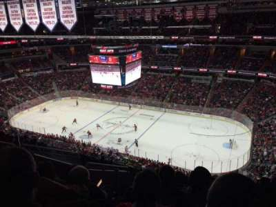 Capital One Arena, section: 403, row: L, seat: 6