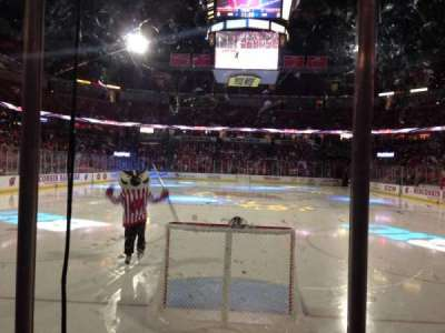 Kohl Center, section: 101, row: B, seat: 8