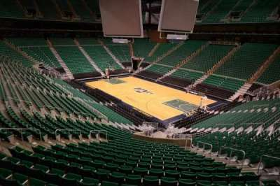 Vivint Smart Home Arena Section 4 Home Of Utah Jazz
