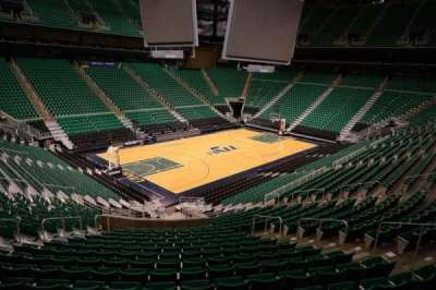 Vivint Smart Home Arena section 21