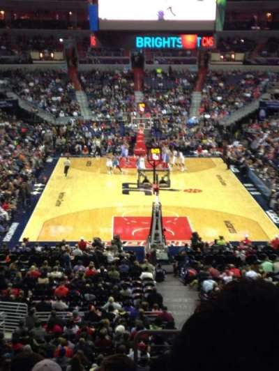 Verizon Center section 222