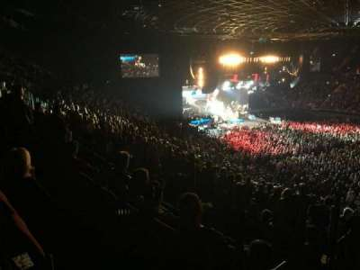 The Forum, section: 230, row: 5, seat: 13