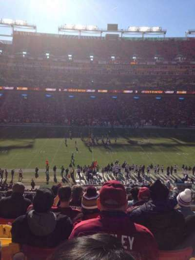 FedEx Field section 323