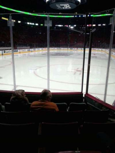 Centre Bell, section: 118, row: ee, seat: 4
