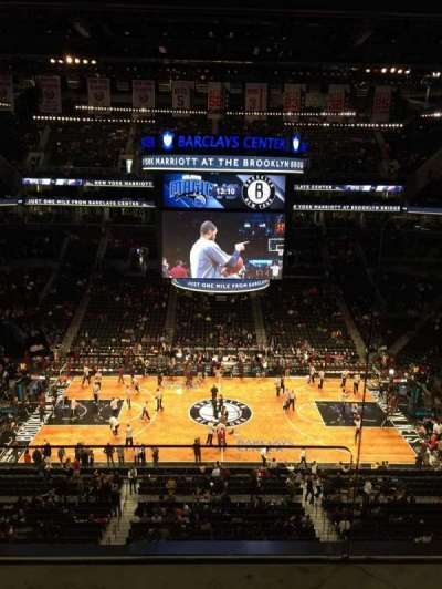 Barclays Center, section: 225, row: 2, seat: 1-2
