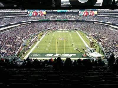MetLife Stadium, section: 226, row: 18, seat: 13