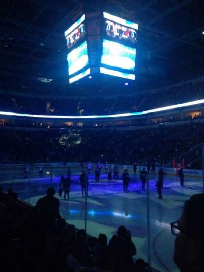 Bell MTS Place, section: 103, row: 5, seat: 13-14