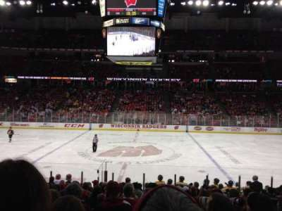 Kohl Center, section: 122, row: Q, seat: 4-8